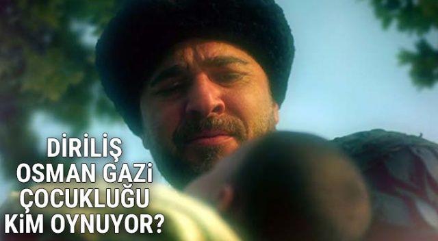 Diriliş Osman'ı kim oynuyor? | Emre Üçtepe kimdir, nereli? |DİRİLİŞ OSMAN GAZİ ÇOCUKLUK