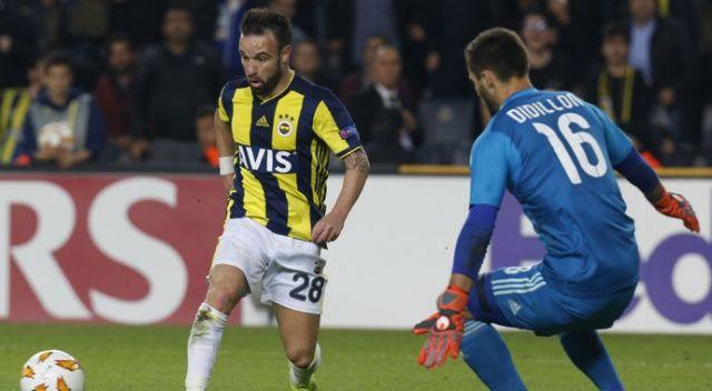 Fenerbahçe Avrupa Ligi'nde evinde Anderlecht'i mağlup etti