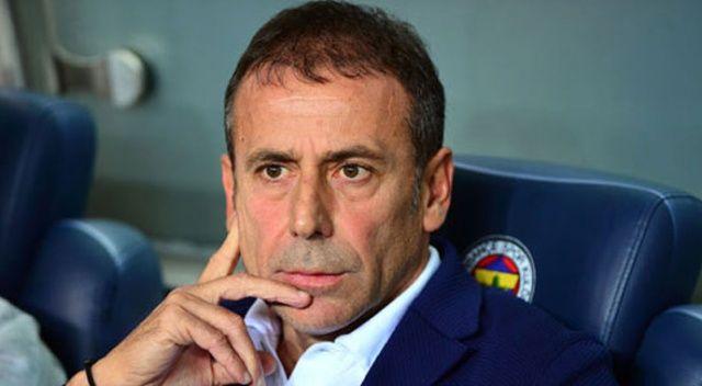 Fenerbahçe'den son dakika Abdullah Avcı açıklaması
