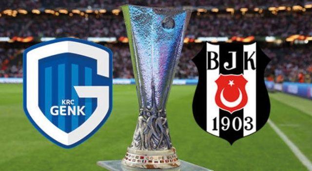 Genk 1-1 Beşiktaş maçı Periscope canlı izle | GENK, BJK maçını internetten şifresiz izle