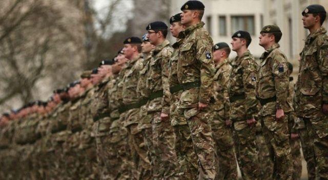 İngiltere Ordusu asker ithal edecek