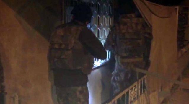 İzmir'de, DEAŞ operasyonu, 9 gözaltı var