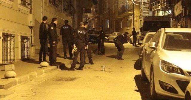 Kağıthane'de silahlı saldırı: 1 yaralı