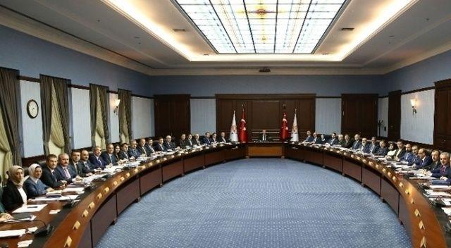 MKYK Erdoğan başkanlığında başladı