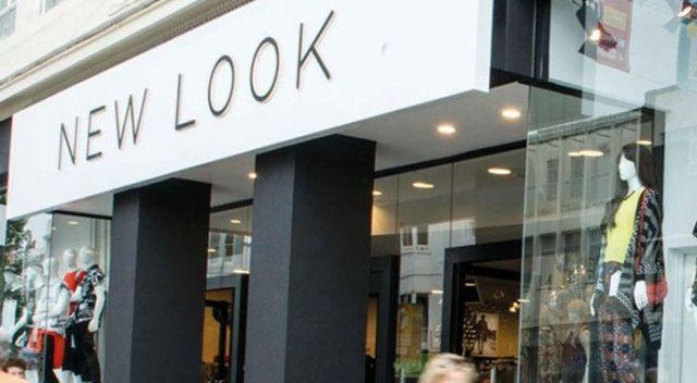New Look 100 mağazasını kapatmaya hazırlanıyor