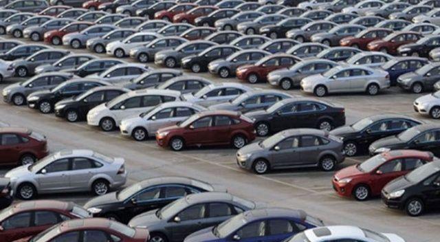 Otomotiv ihracatı  2,9 milyar dolar oldu