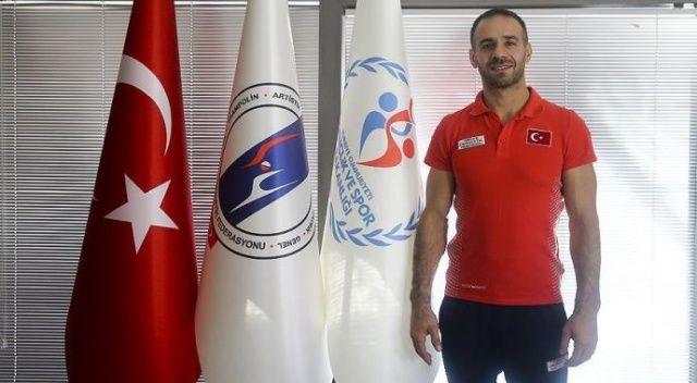 Şamiloğlu: Olimpiyatlara katılmak değil madalya bizi tatmin eder