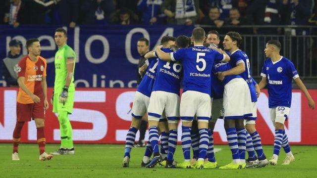 Schalke Galatasaray maçı Alman basınında