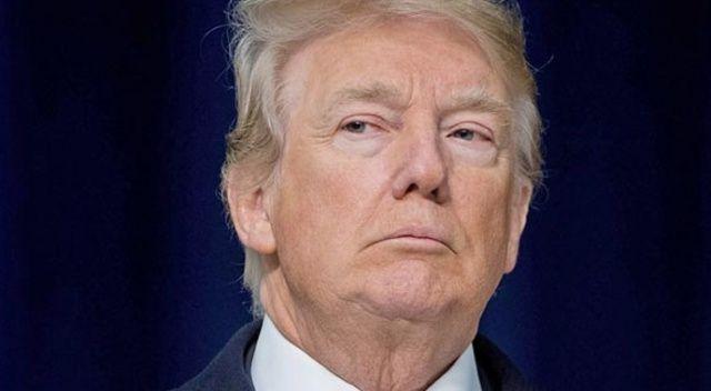 Trump o ismi açık açık destekledi