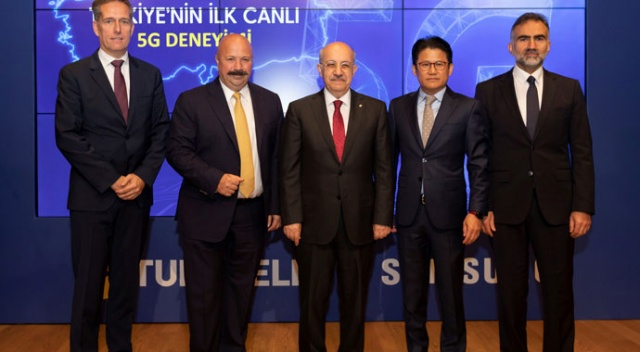 Turkcell ve Samsung'dan bir ilk!