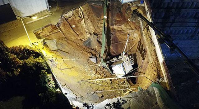 Ümraniye'de 2 kişinin öldüğü göçükle ilgili soruşturma başlatıldı