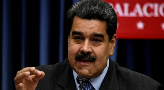 Venezuela Devlet Başkanı Maduro: Türkiye'yi seviyorum