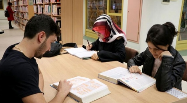 Ziraat fakültelerini tercih eden öğrencilere burs