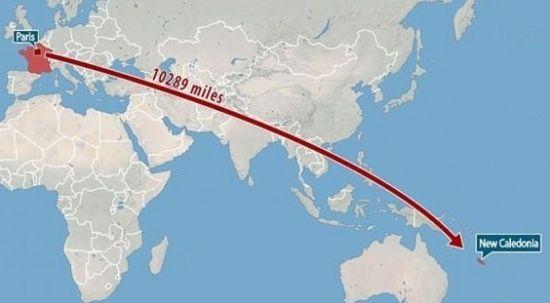 Fransa'dan ayrılmak istiyorlardı: Yeni Kaledonya kararını verdi!