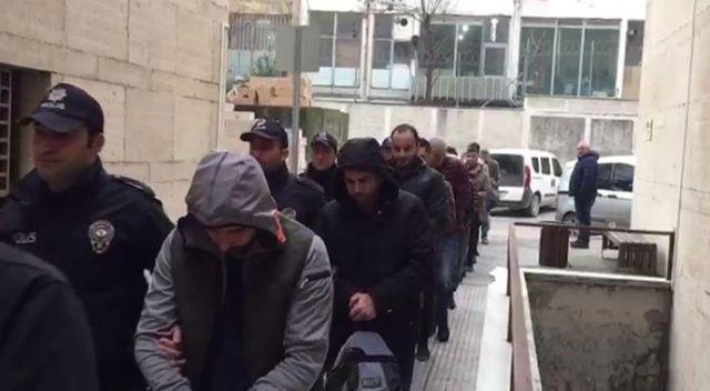 15 askeri personele FETÖ'den tutuklama