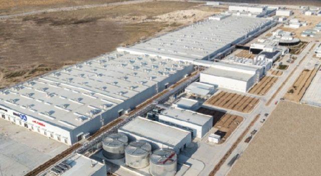 300 milyon dolar yatırımla Aksaray'da start aldı