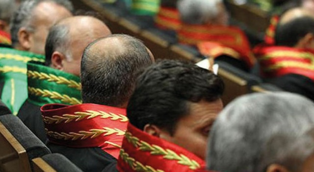 43 hakim ve savcının görev yeri değişti