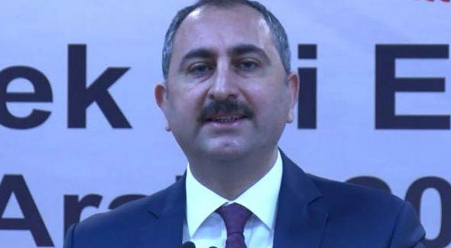 Adalet Bakanı açıkladı: 70 puan barajı geliyor
