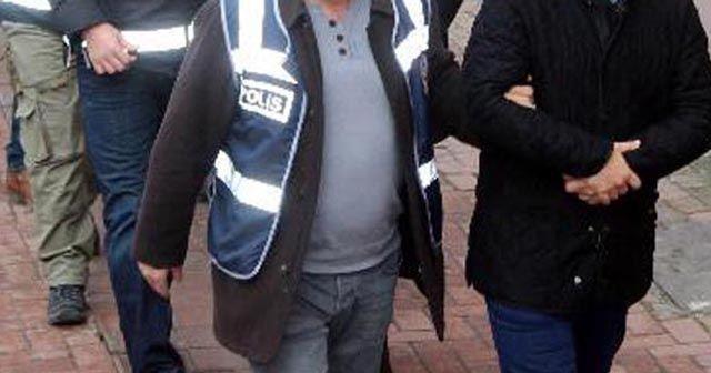 Adana'da polise mukavemete 6 gözaltı