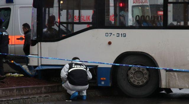 Ankara'da feci kaza: 2 yaralı