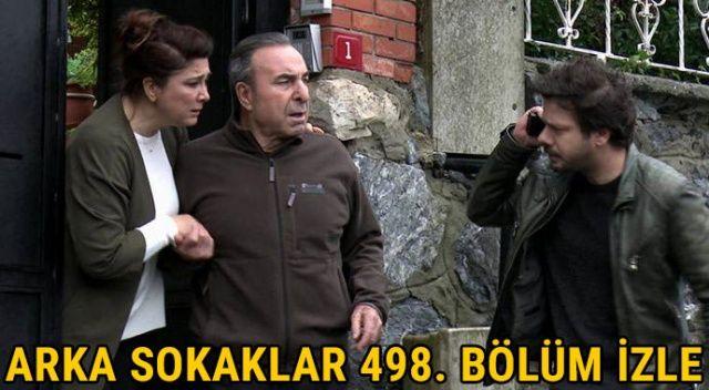 Arka Sokaklar 498. bölüm izle, son bölüm izle, Arka Sokaklar 498. bölüm full TEK PARÇA izle (YouTube, Kanal D izle)