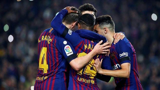 Barcelona Kral Kupası'nda üst turda