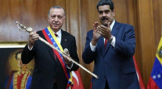 BBC, Erdoğan'ın Venezuela ziyaretini değerlendirdi