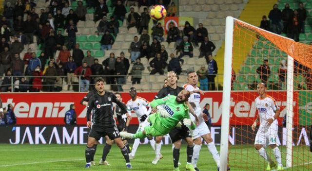 Beşiktaş, Alanyaspor'a takıldı! (Alanyaspor 0-0 Beşiktaş)