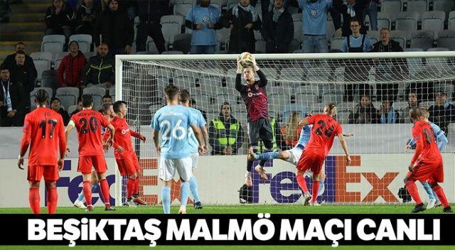 Beşiktaş 0-1 Malmö maçı canlı izle, BJK Malmö şifresiz izle, canlı veren kanallar izle, Skor kaç kaç