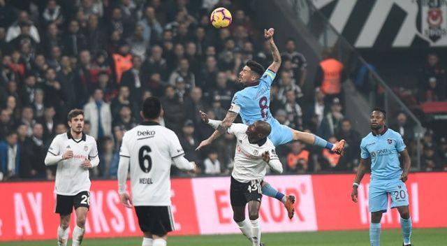 Beşiktaş - Trabzonspor golleri ve geniş özeti | BJK Trabzon maçı skor kaç kaç bitti?
