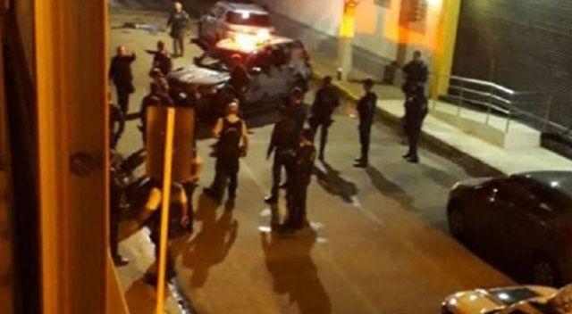 Brezilyada banka soygunu girişimi: 5i rehine 11 kişi öldü 21