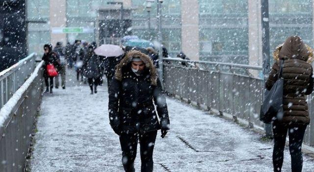 Bugün Hava Nasıl Olacak? Kar yağacak mı? İstanbul'a kar yağacak mı? ( 27 Aralık Hava Durumu)