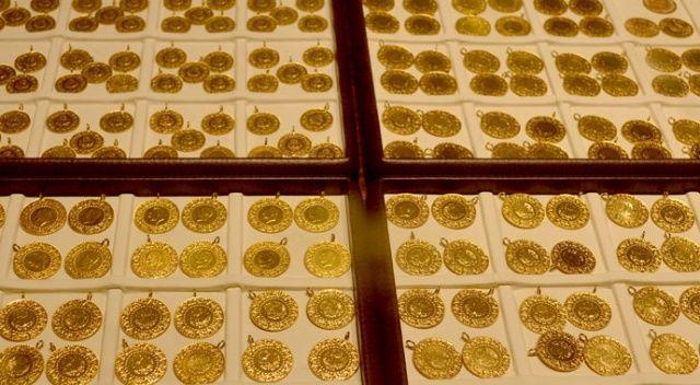 Çeyrek altın 345 lira oldu