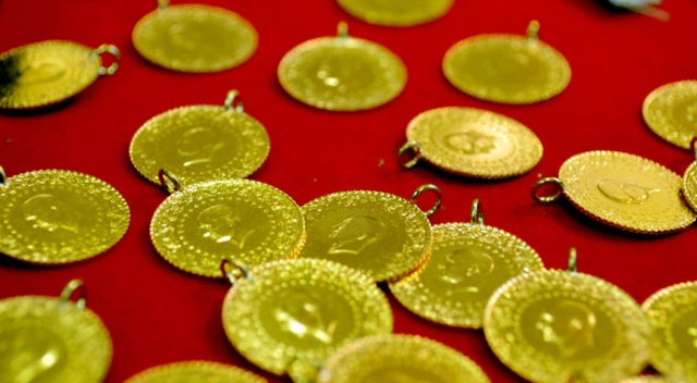 Çeyrek altın 350 lira oldu
