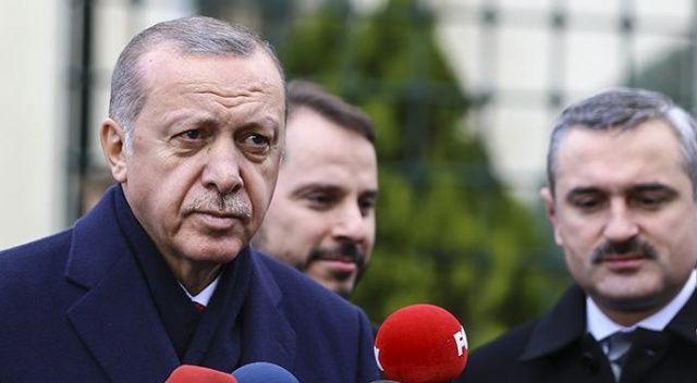 Cumhurbaşkanı Erdoğan: Bu hafta içerisinde Sayın Bahçeli ile bir araya gelebiliriz