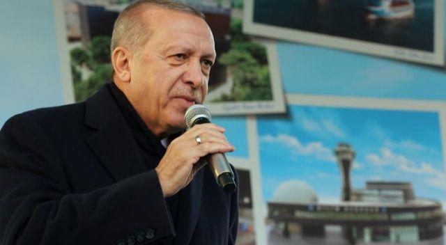 Cumhurbaşkanı Erdoğan'dan 'başörtüsü' açıklaması
