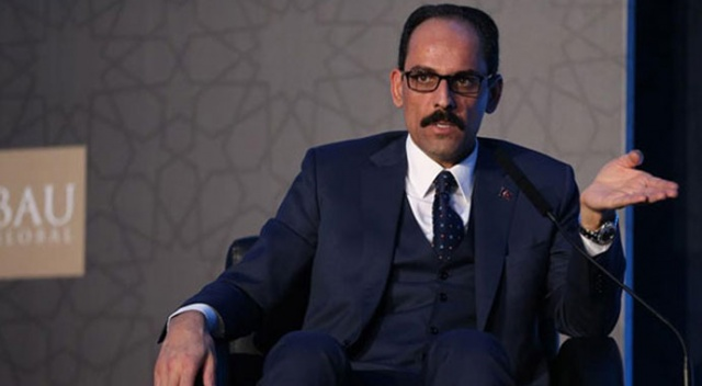 Cumhurbaşkanlığı Sözcüsü Kalın'dan Yemen'e yardım çağrısı