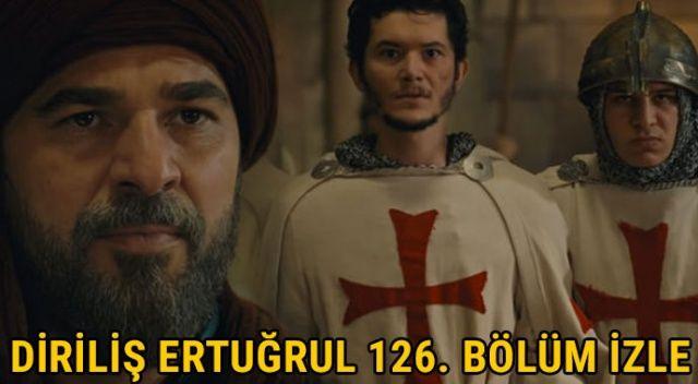 Diriliş Ertuğrul 126. bölüm izle, Diriliş son bölüm full tek HD parça izle TRT, Diriliş yeni bölüm son bölüm 127. yeni bölüm fragmanı