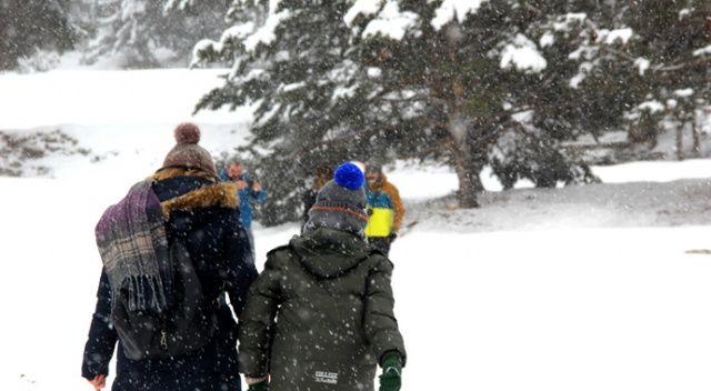 Türkiye genelinde soğuk ve yağışlı hava etkili oluyor 88