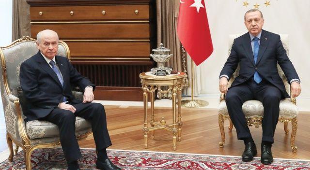 Erdoğan, Bahçeli'den Adana'yı istiyor
