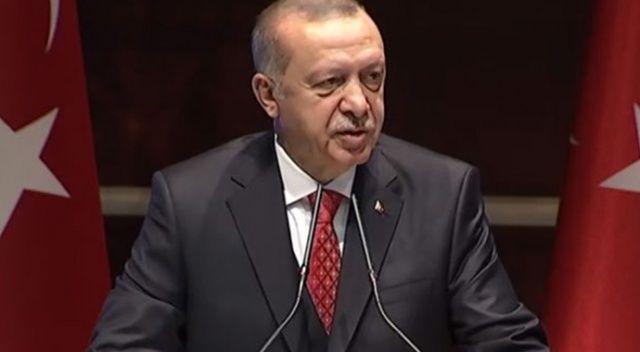 Erdoğan'dan Paris tepkisi: Kör, sağır ve dilsiz hale dönüştüler