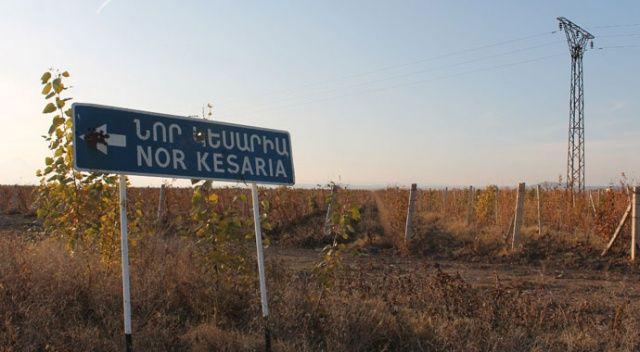 Ermenistan'da 'Kayseri Köyü' var ama içinde Kayserili yok