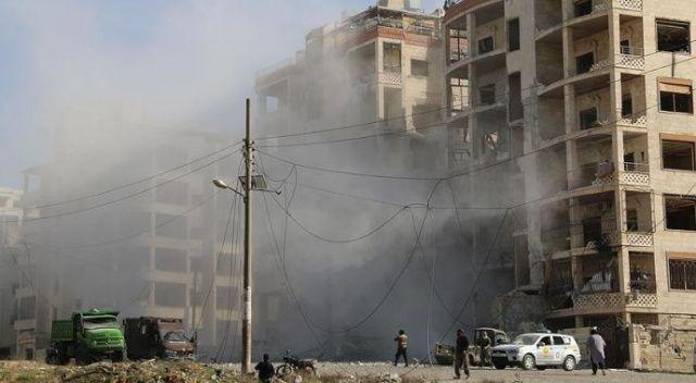 Esed rejimi İdlib'i vuruyor