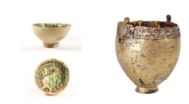Eski küpler Osmanlıyı anlatıyor