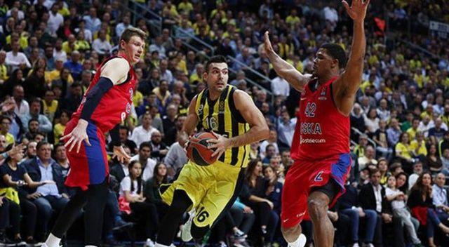 Fenerbahçe Beko, CSKA'yı ağırlayacak