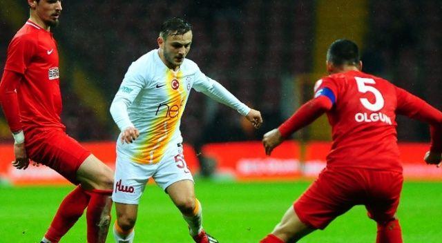 Galatasaray beraberlikle turladı