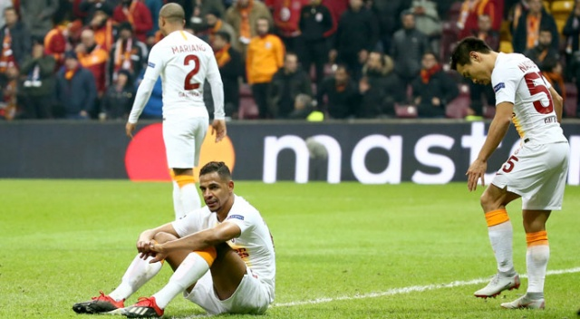 Galatasaray'ın 'büyük maç' fobisi sürüyor! 13 deplasmandan galibiyet alamadı