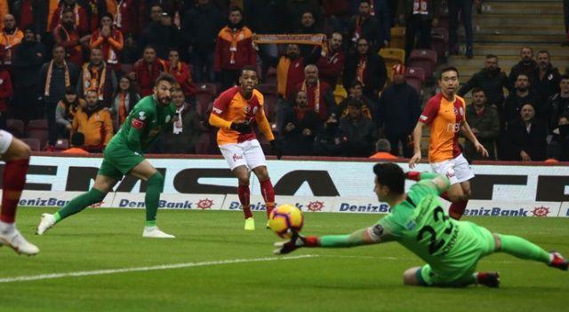Geniş özet izle: Galatasaray'a evinde büyük şok! (Galatasaray 2-2 Çaykur Rizespor)