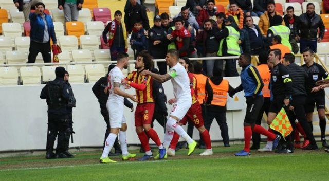 Geniş özet izle: Yeni Malatyaspor'un zirve yürüyüşü sürüyor (Malatyaspor 2-0 Antalyaspor)