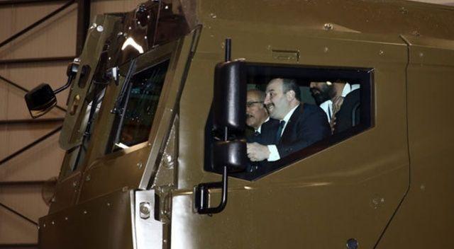 Görüntüsü ortaya çıktı! İşte Türk devi 'Derman'